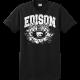 Edison Wildcats Football Design 1 T-Shirt