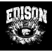 Edison Wildcats Football Design 1 Ladies Competitor Shirt